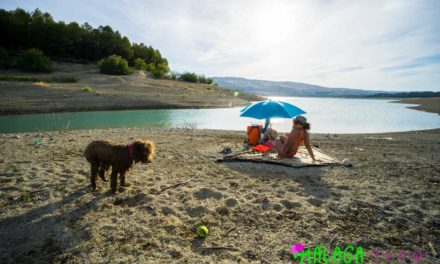 Los Bermejales: River Route, Camping, Kayaking