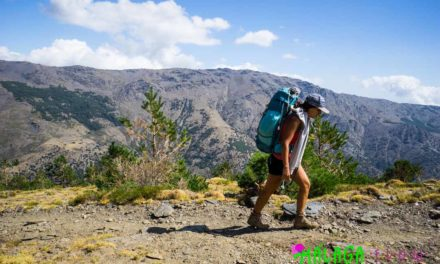 Backpacking Spains Highest Peak | Mulhacen Sierra Nevada